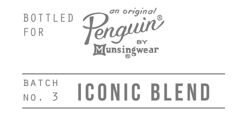 ICONIC BLEND by Original Penguin