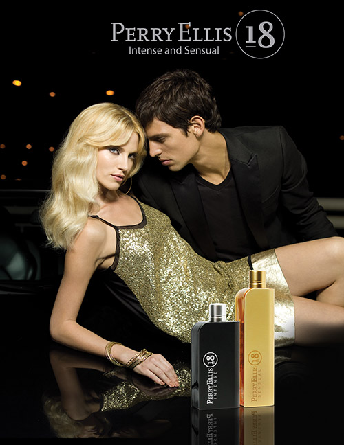 Perry Ellis 18 Intense and Sensual
