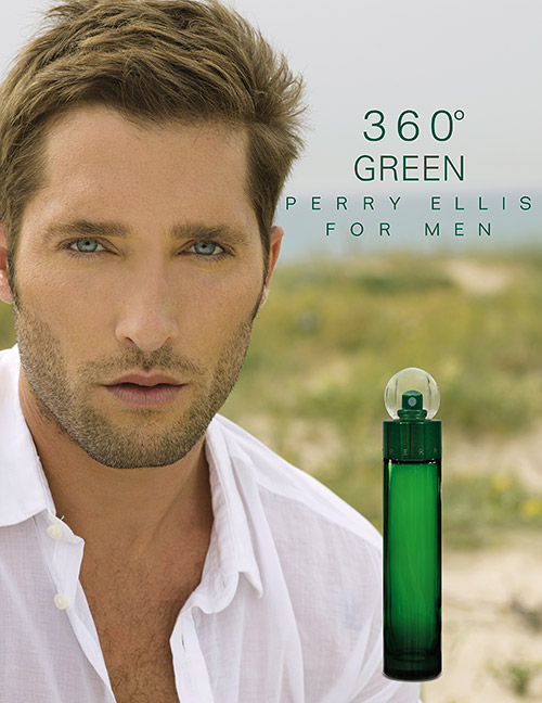 Perry Ellis 360º Green