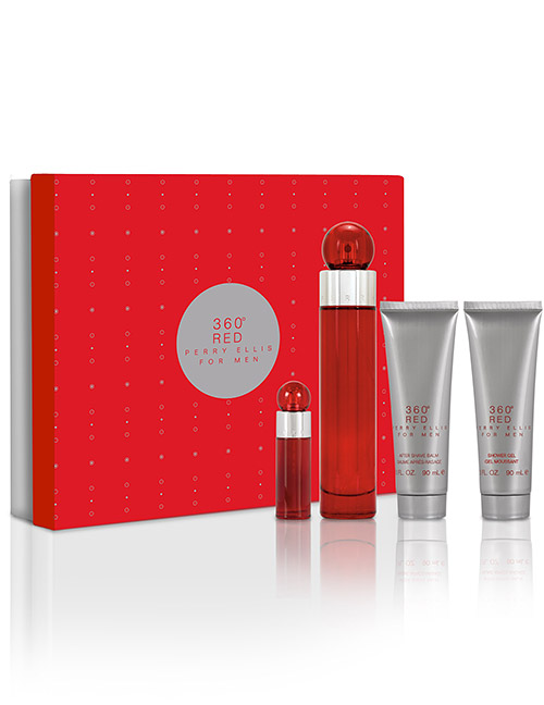 Perry Ellis 360º Red