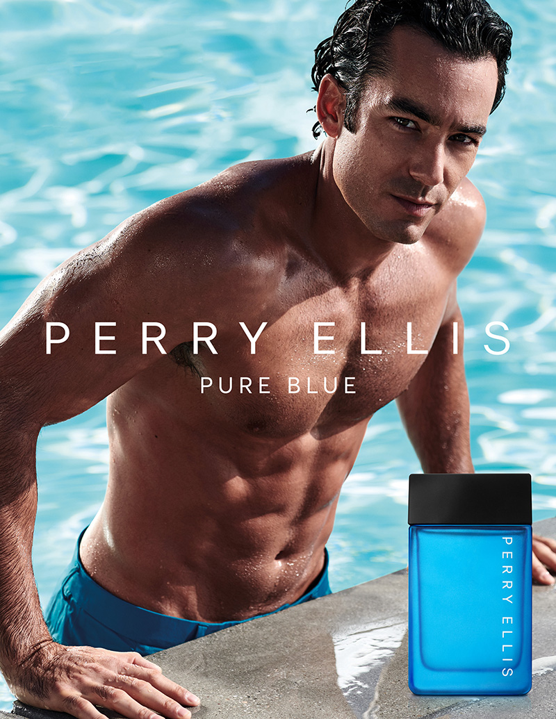 Perry Ellis PURE BLUE